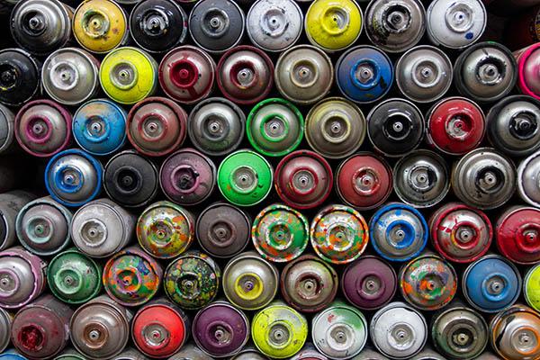 Découverte du street-art dans le quartier des Frigos