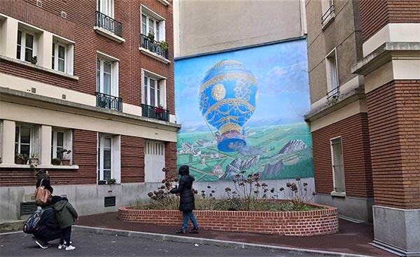 Jeu de piste Street-Art dans le 13e arrondissement de Paris