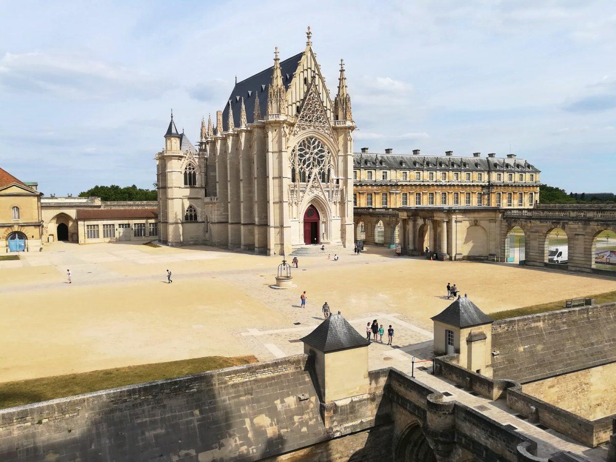 Sainte Chapelle du chateau de Vincennes