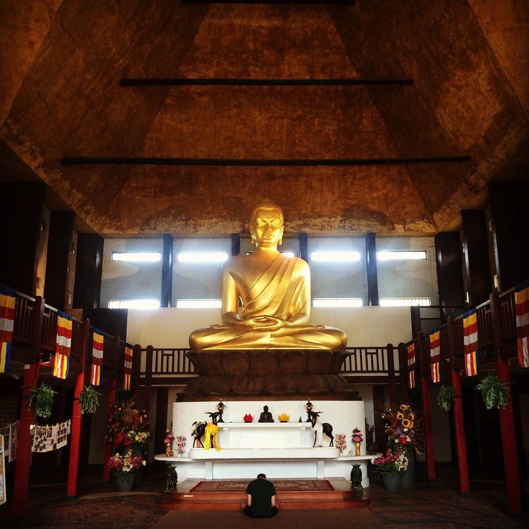 Pagodes Bouddhistes