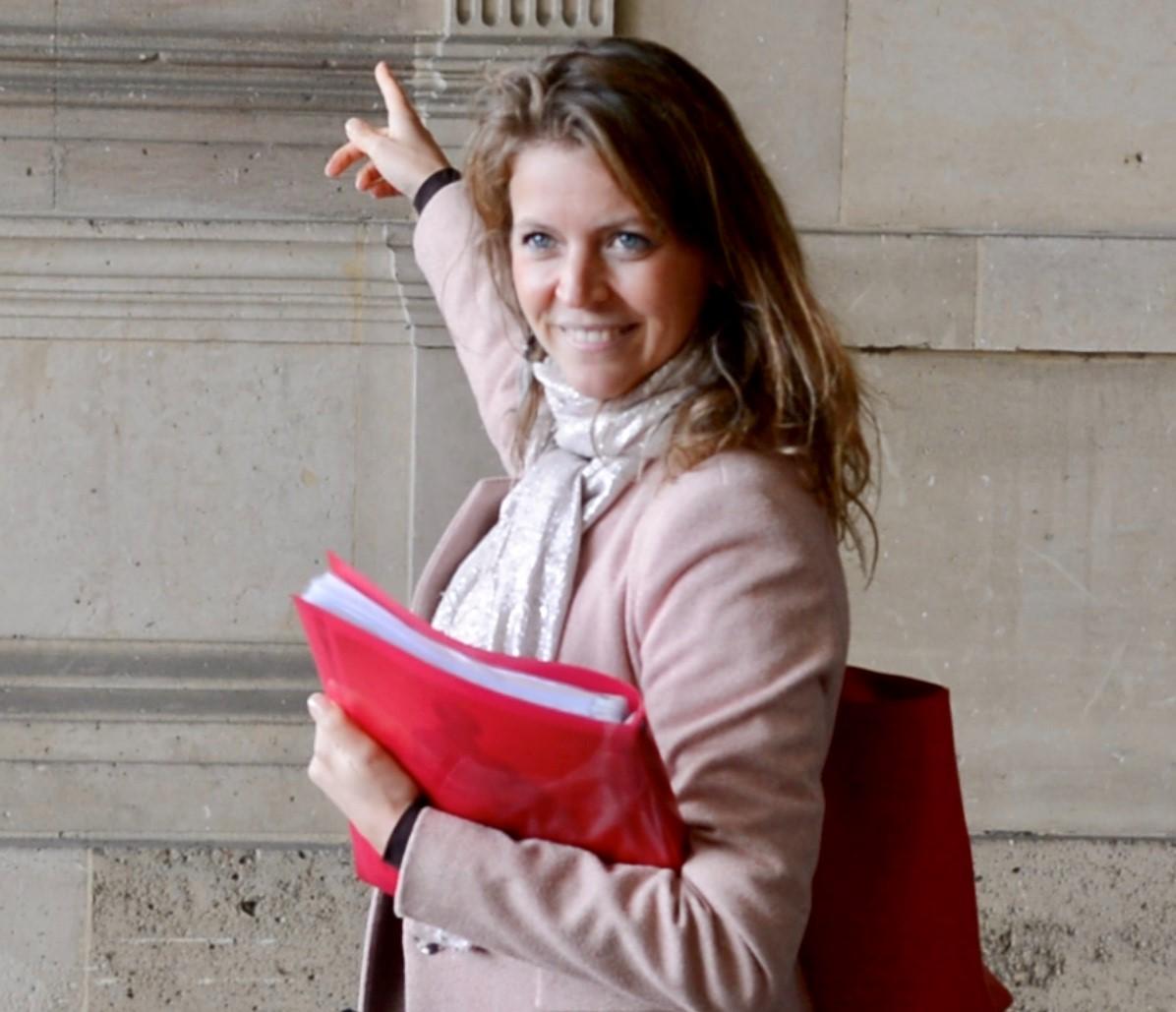 Priscille Deneux, maitre conférencière au Château de Vincennes et fondatrice de l'association A l'assaut du Patrimoine.