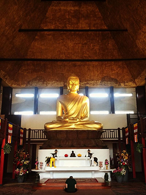 Pagode bouddhiste