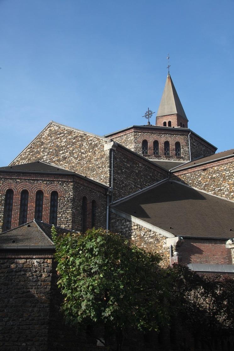 L'Église Saint-Louis de Vincennes