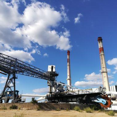 Visite de la Centrale EDF de Vitry Arrighi