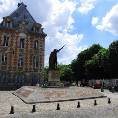 Visite de l'Hôtel de Ville de Charenton-Le-Pont
