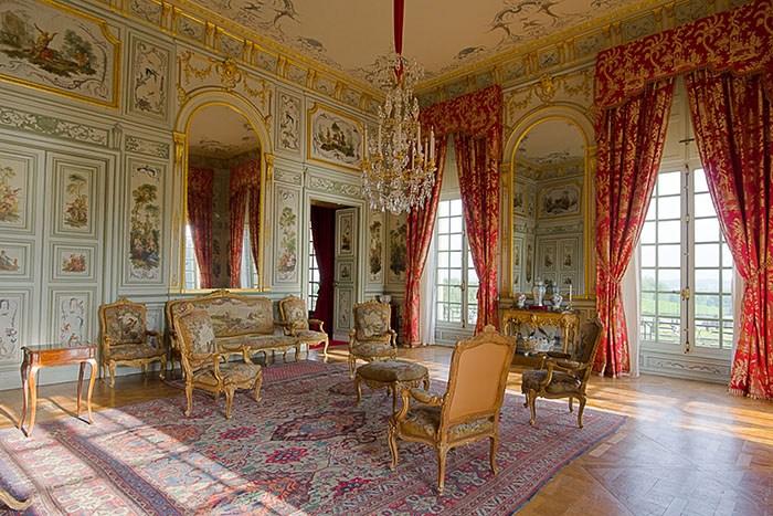 Chateau-Champs-sur-marne
