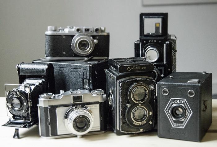 Histoire et techniques photographique
