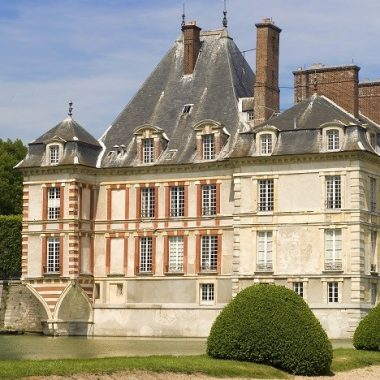 Visite du Château d'Ormesson-sur-Marne