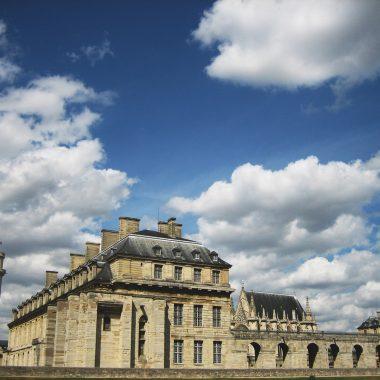 Visite du château de Vincennes