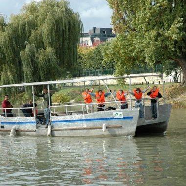 Les réserves naturelles de la Marne (Croisière)