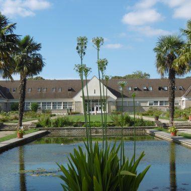 Jardins de l'école du Breuil