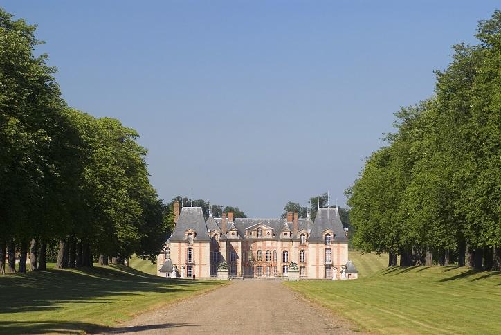 Enquête dans le Château de Grosbois
