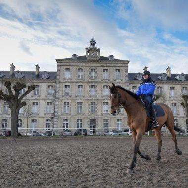 Visite de la Garde Républicaine – Quartier Carnot à Vincennes