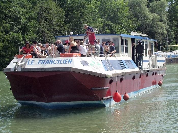 La Seine et ses usages (Croisière)