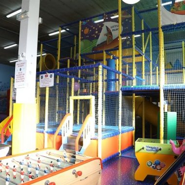 Aire de jeux Little Parc