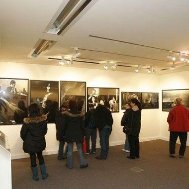 Visite de la Maison de la Photographie Robert Doisneau