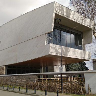 Visite du musée de la Résistance Nationale