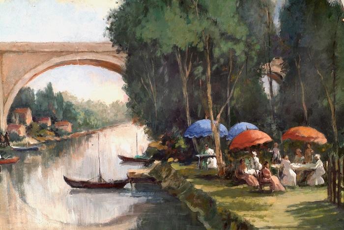 L'histoire des bords de Marne