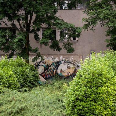 Balade urbaine sur le street art à Vitry-sur-Seine