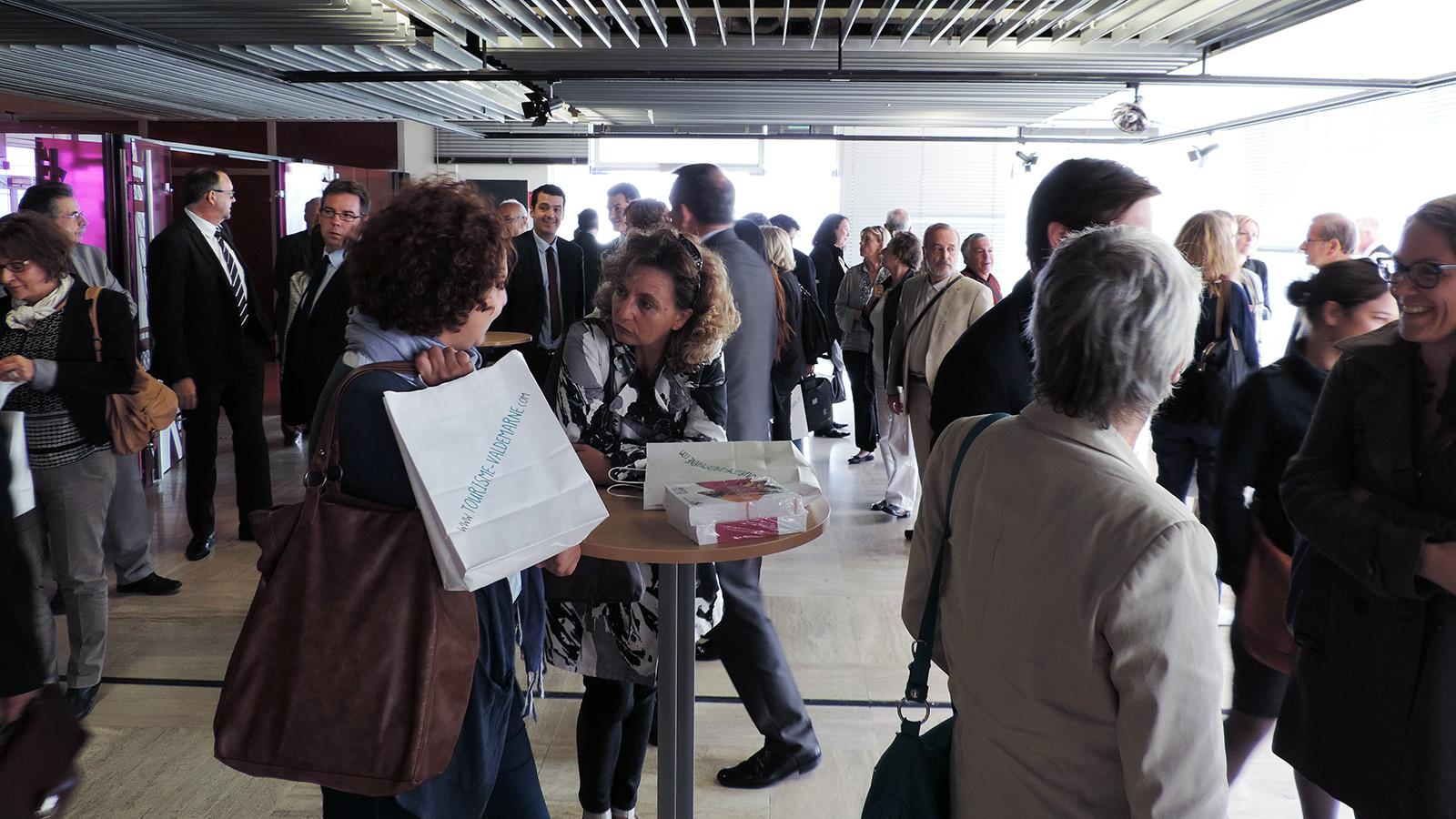 Rencontres du tourisme 2014