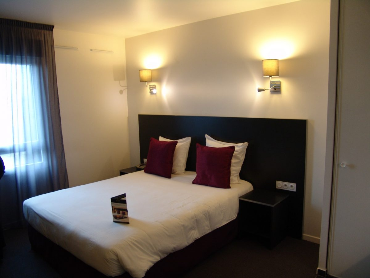 chambre hotel all suites rungis