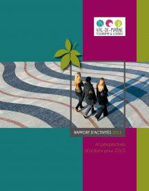 Rapport d'activité 2014 de Val-de-Marne Tourisme et Loisirs