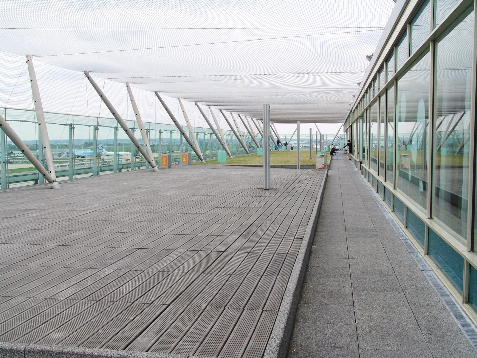 aeroport paris orly terrasse