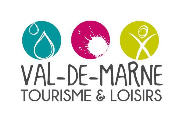 Nouveau logo de Val-de-Marne Tourisme et Loisirs