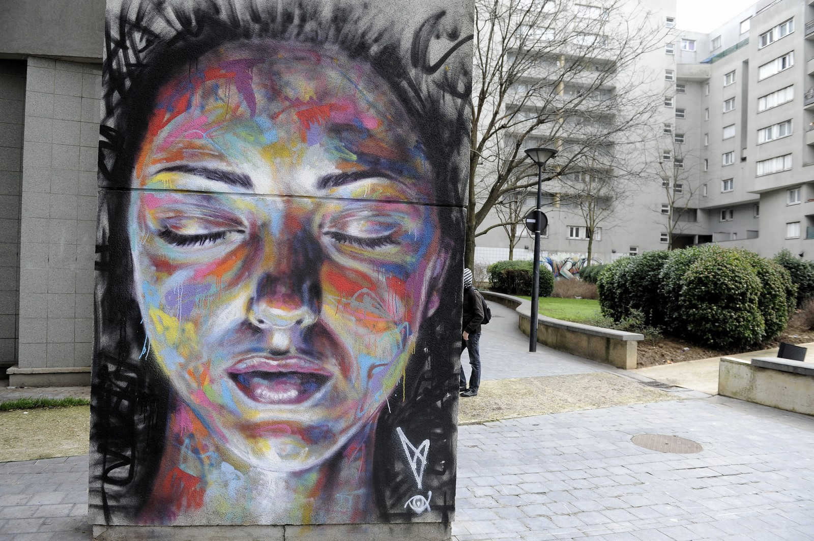 Street art Vitry-sur-Seine