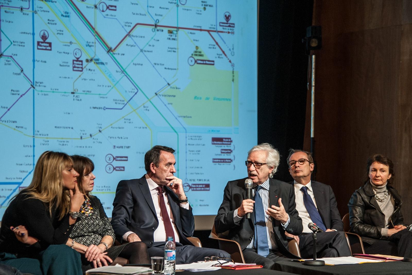 Lancement du Contrat de destination Paris, la ville augmentée