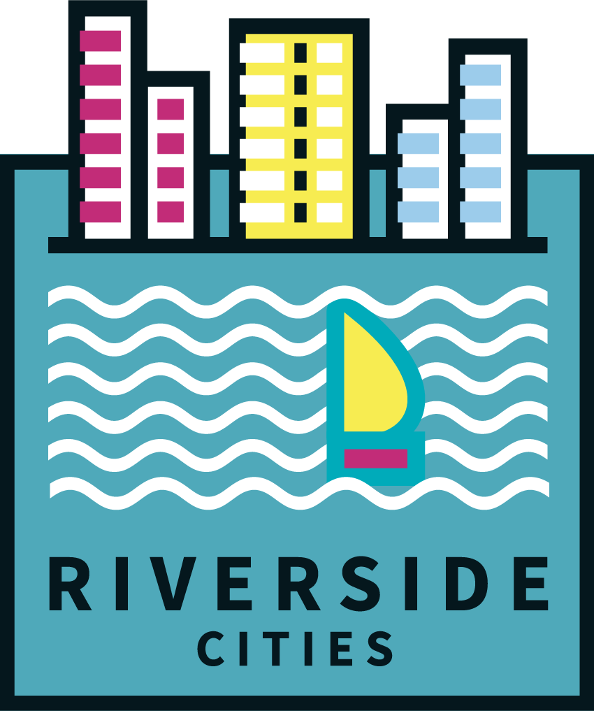 Logo Riverside Cities