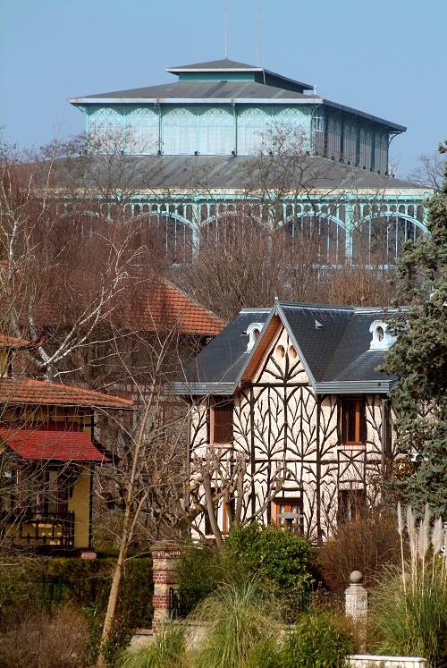 pavillon baltard à Nogent-sur-Marne