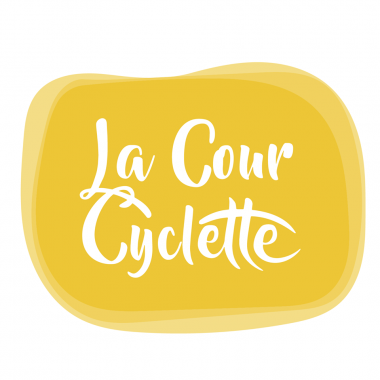 logo association cour cyclette alfortville
