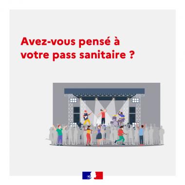 Extension du pass sanitaire