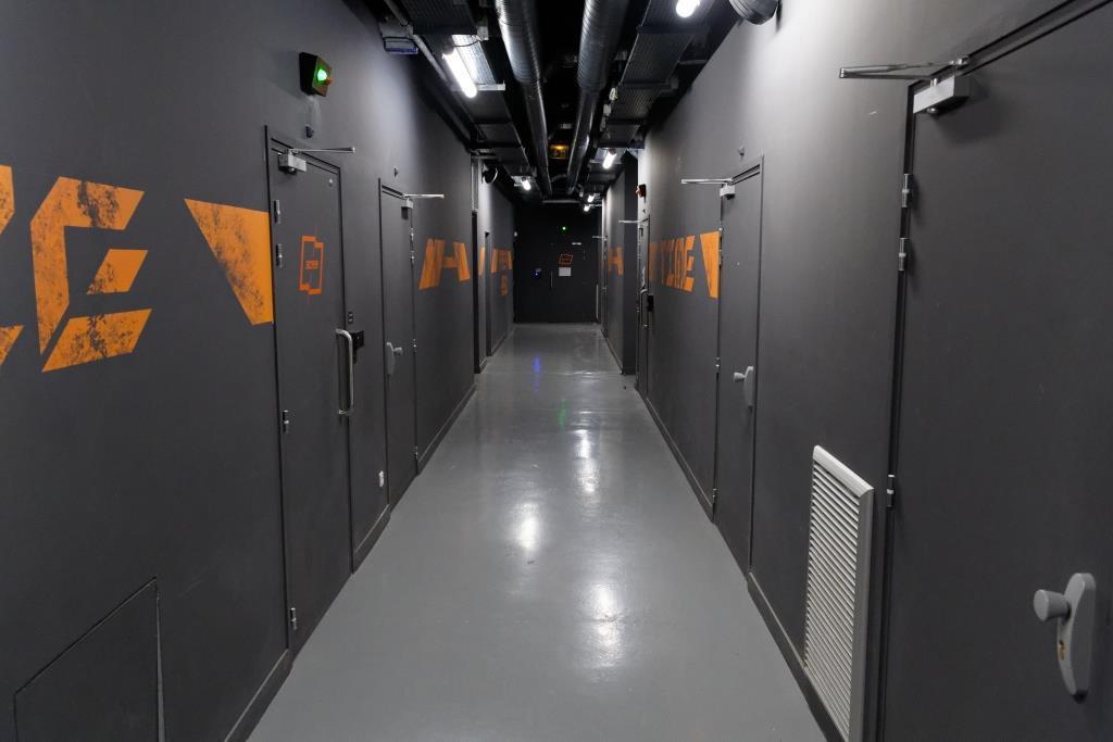 Couloir-Timetripper