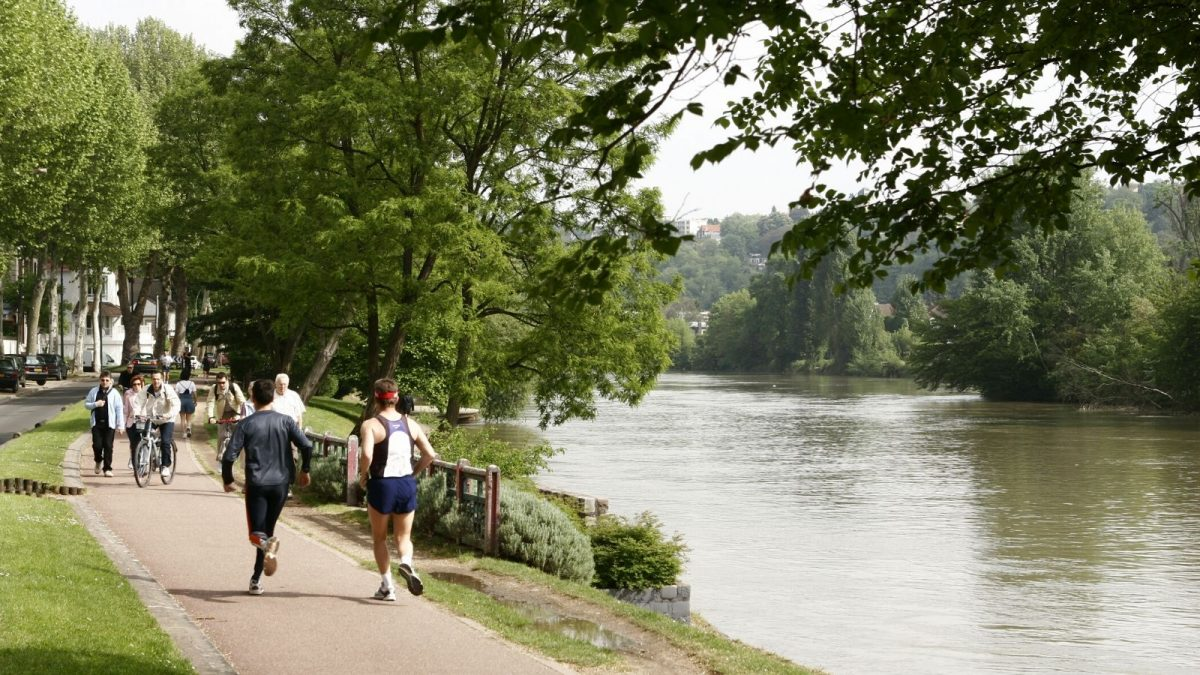 ou faire son footing en val de marne