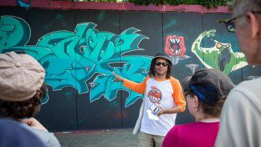 Balade street art à Vitry-sur-Seine