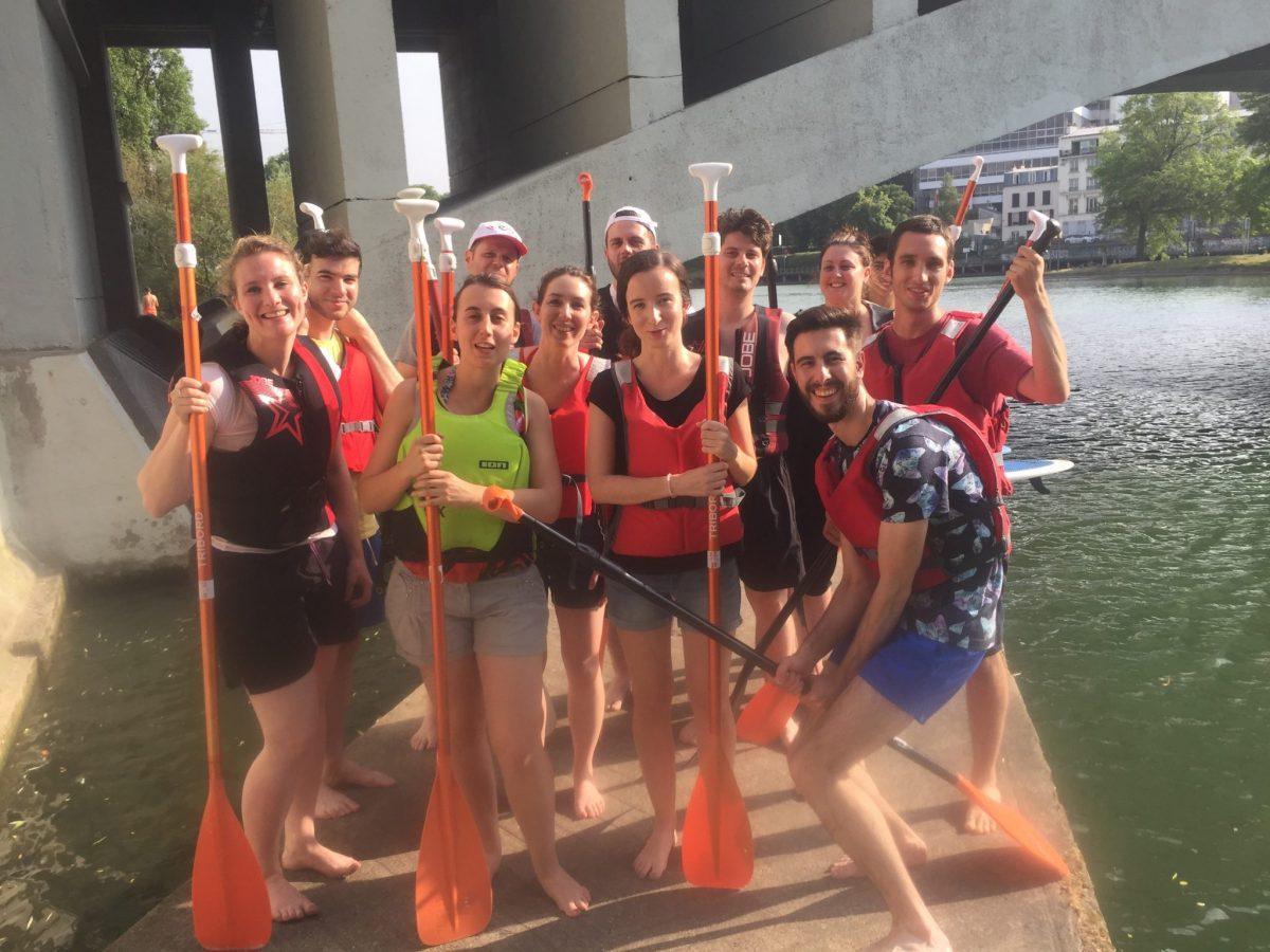 test stand up paddle équipe val de marne tourisme