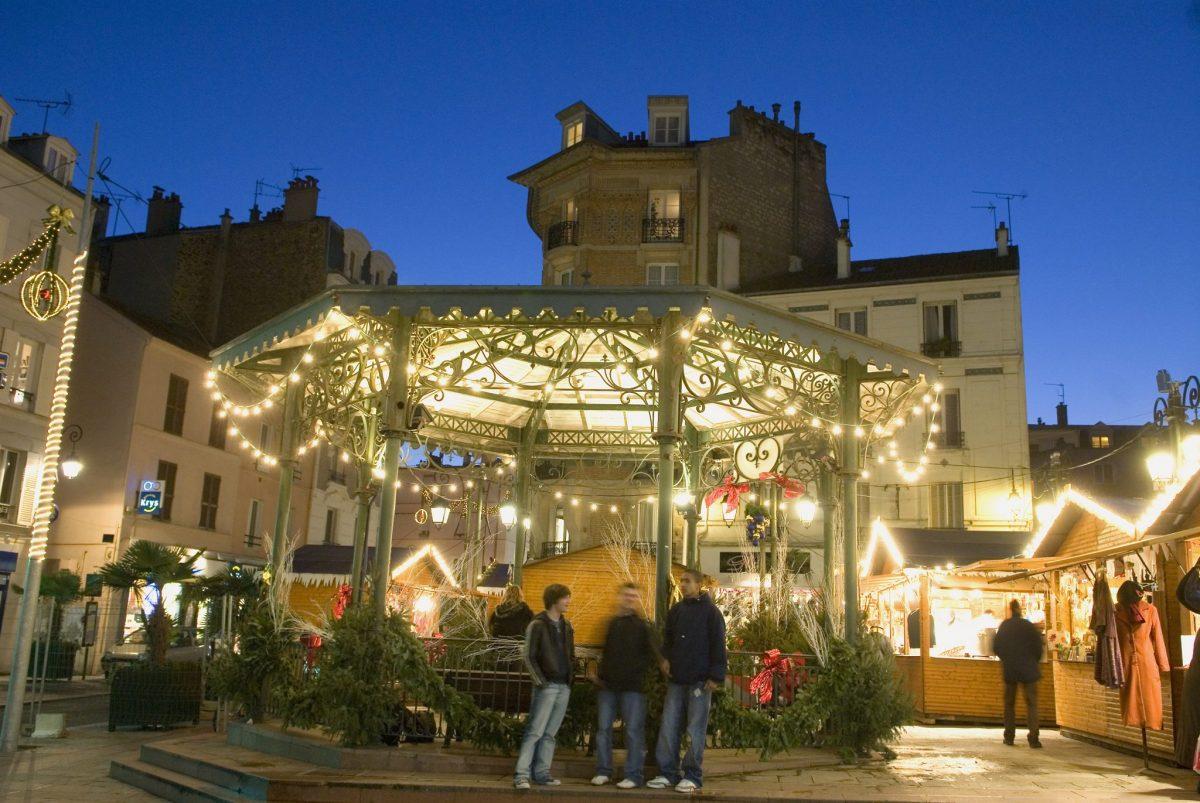 Illuminations de Noël Nogent-sur-Marne