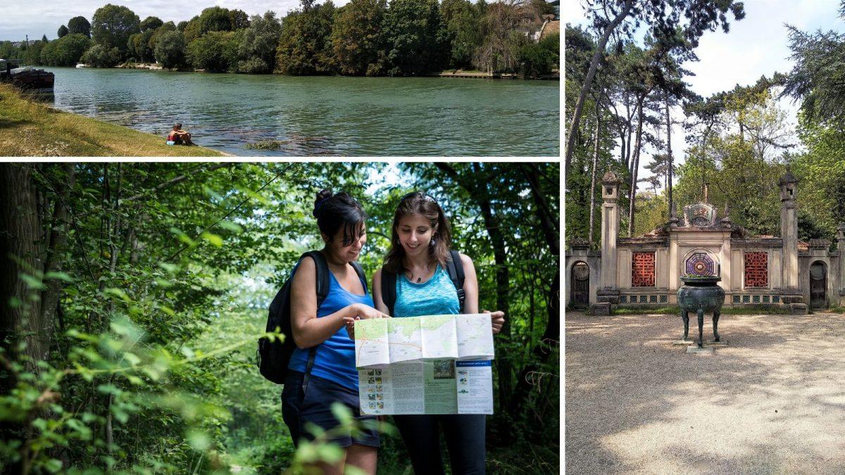 Balade nature entre Vincennes et les bords de Marne