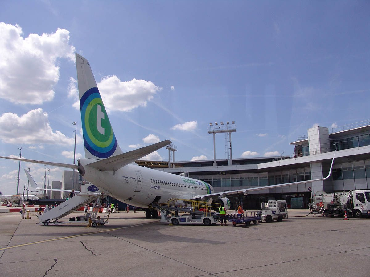 visite aéroport Paris Orly