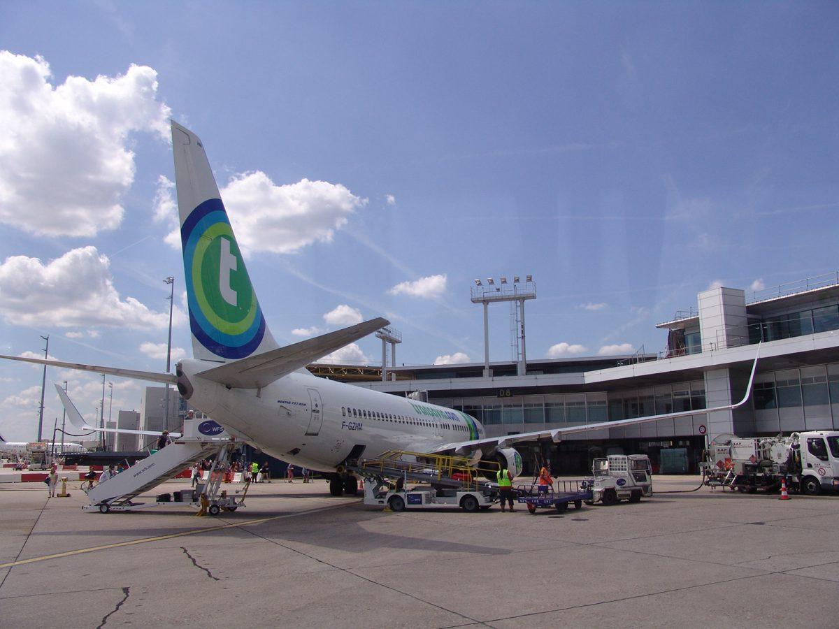 Visite de l'aéroport Paris-Orly