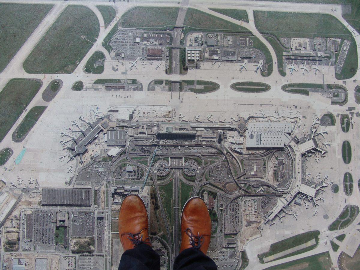 la maison de l'environnement et du développement durable aéroport paris orly