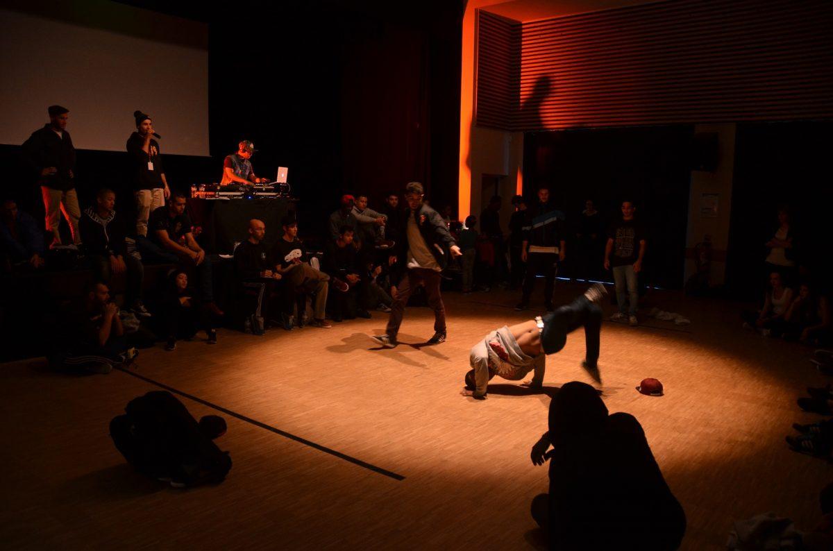 Battle de danse hip hop