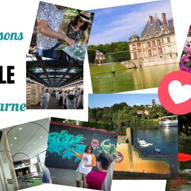 10 raisons d'aimer le Val-de-Marne !