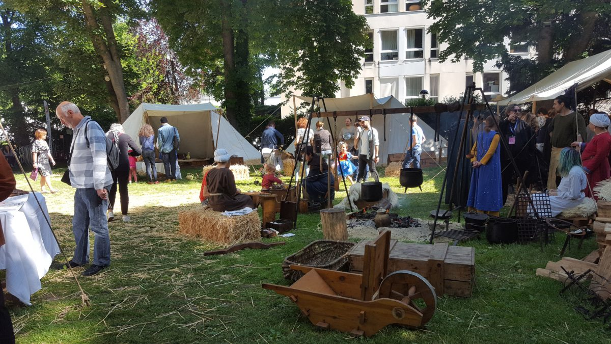 Fête Médiévale à Saint-Maur