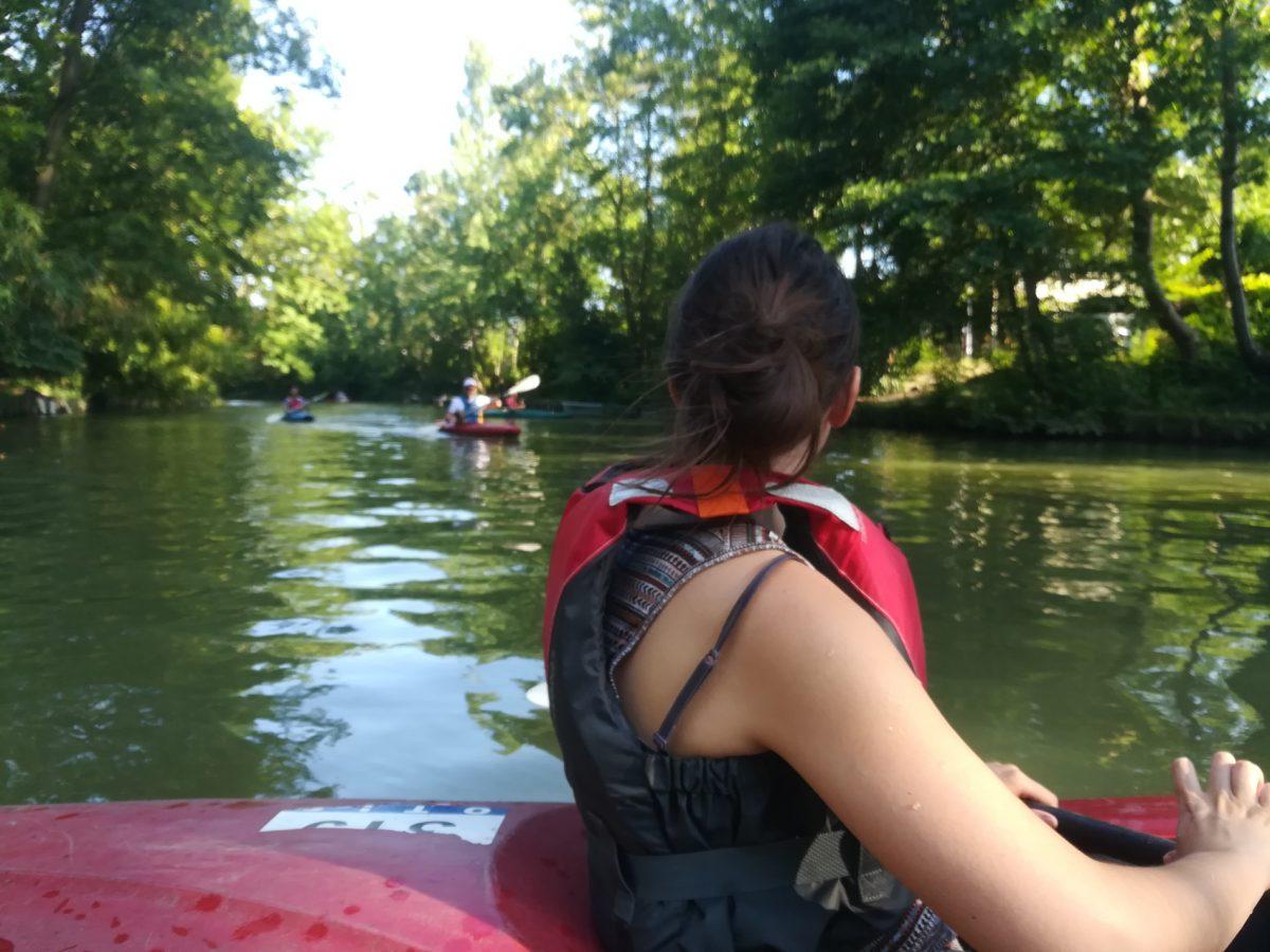 Kayak sur la Marne à Créteil ©CDT94/T. Guillot
