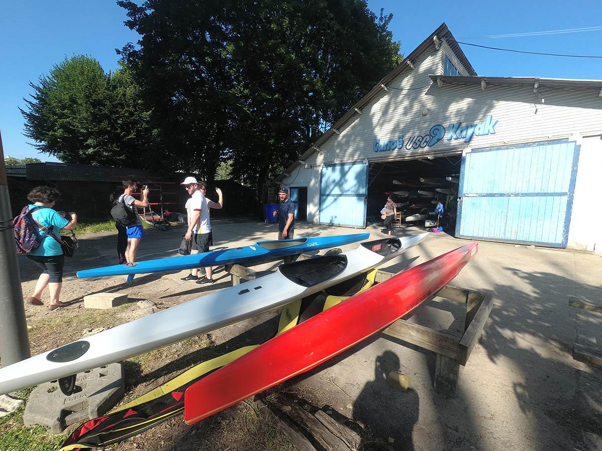 Club US Créteil Canoë-Kayak ©CDT94/A. Bertrand