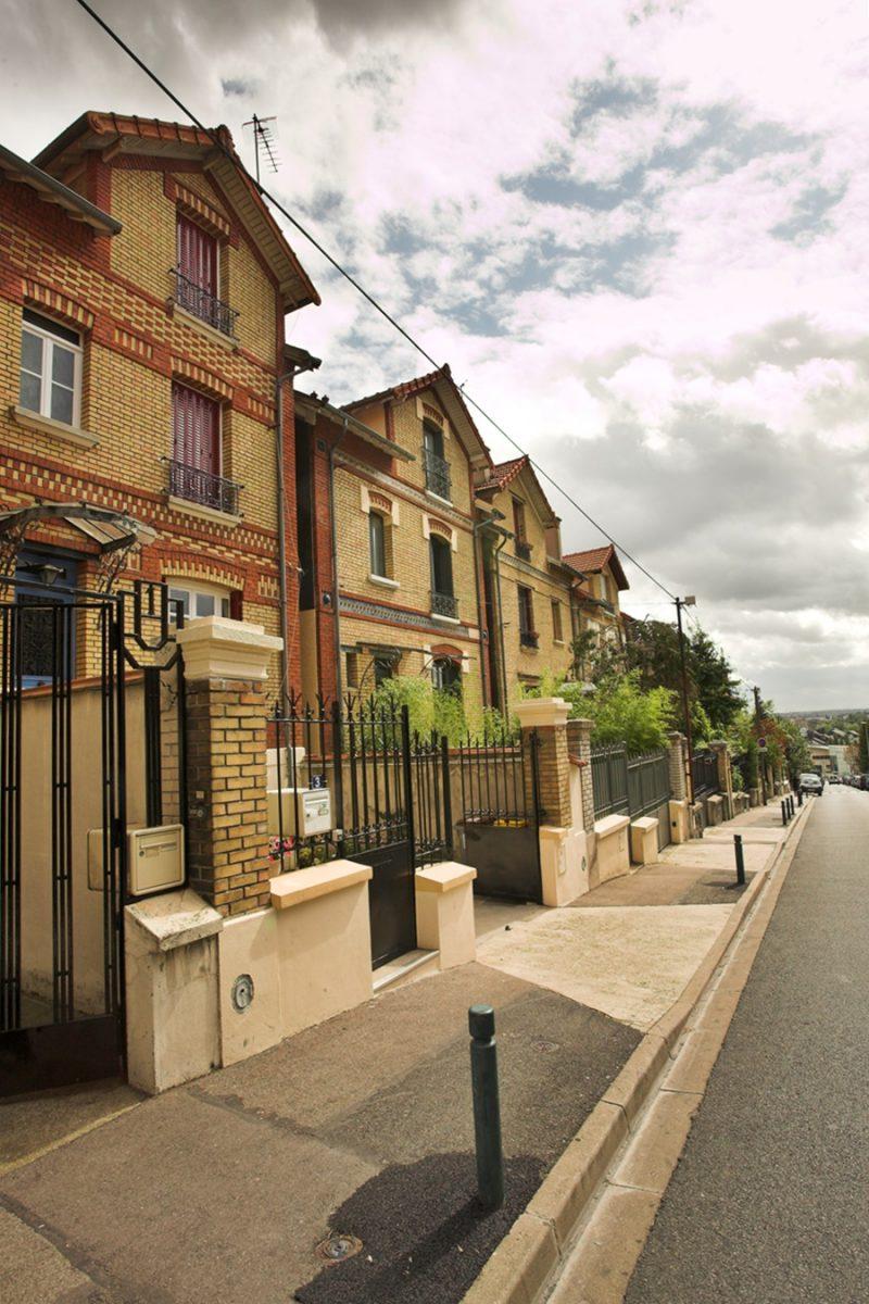 architecture maison rue bord marne