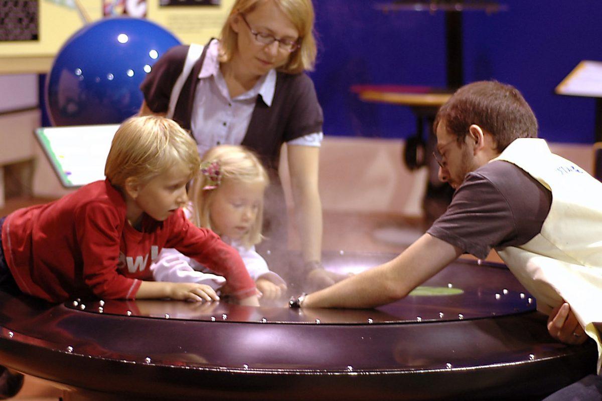 enfants exploradome musee vitry sur seine